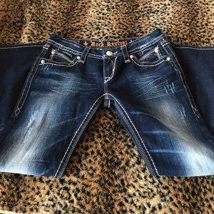 Rock Revival Leah Boot Jeans